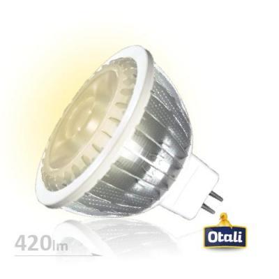 MR16 7W 投射燈-高效能 (白光/黃光)